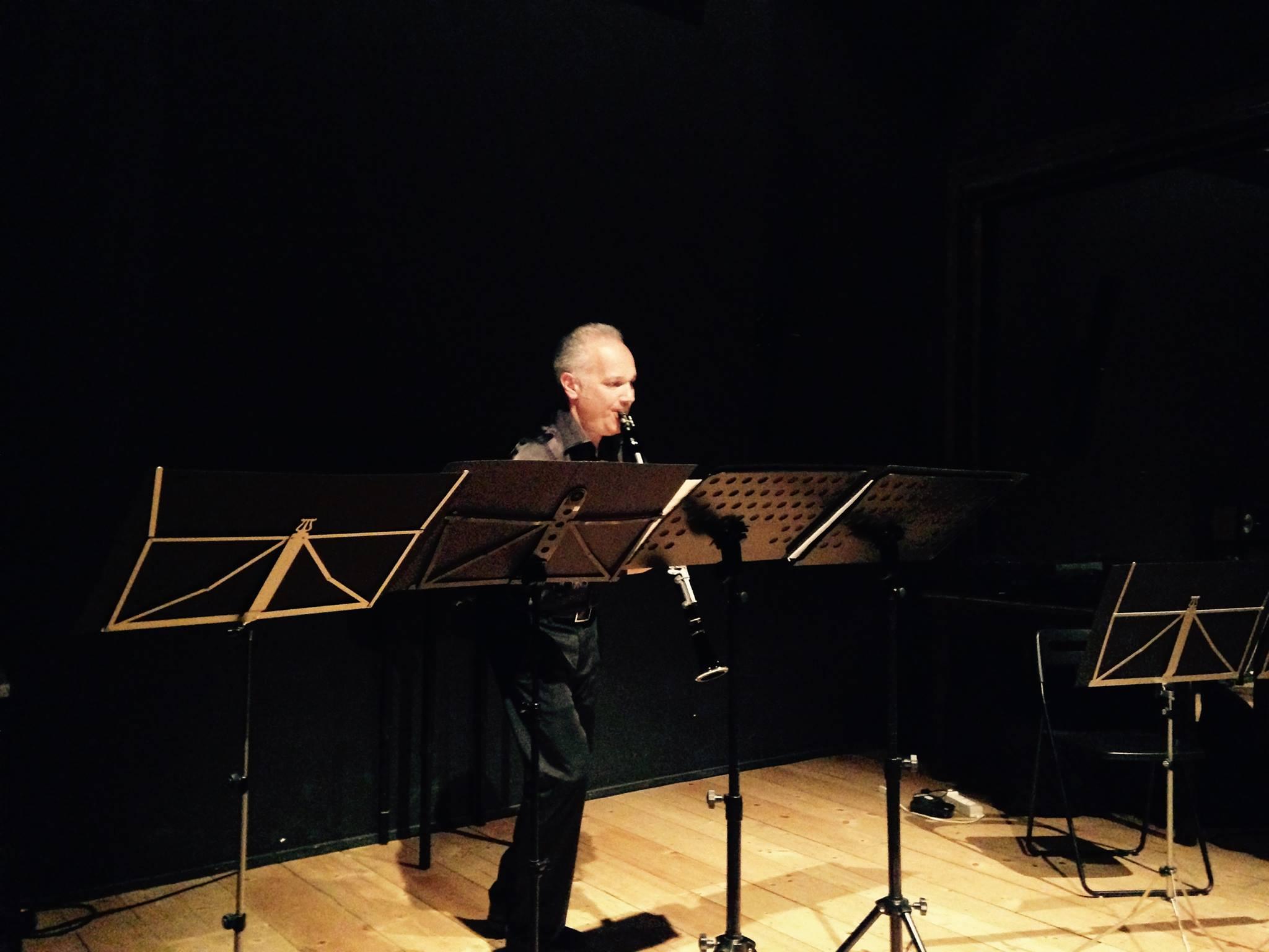 Josè Daniel Cirigliano, clarinetti