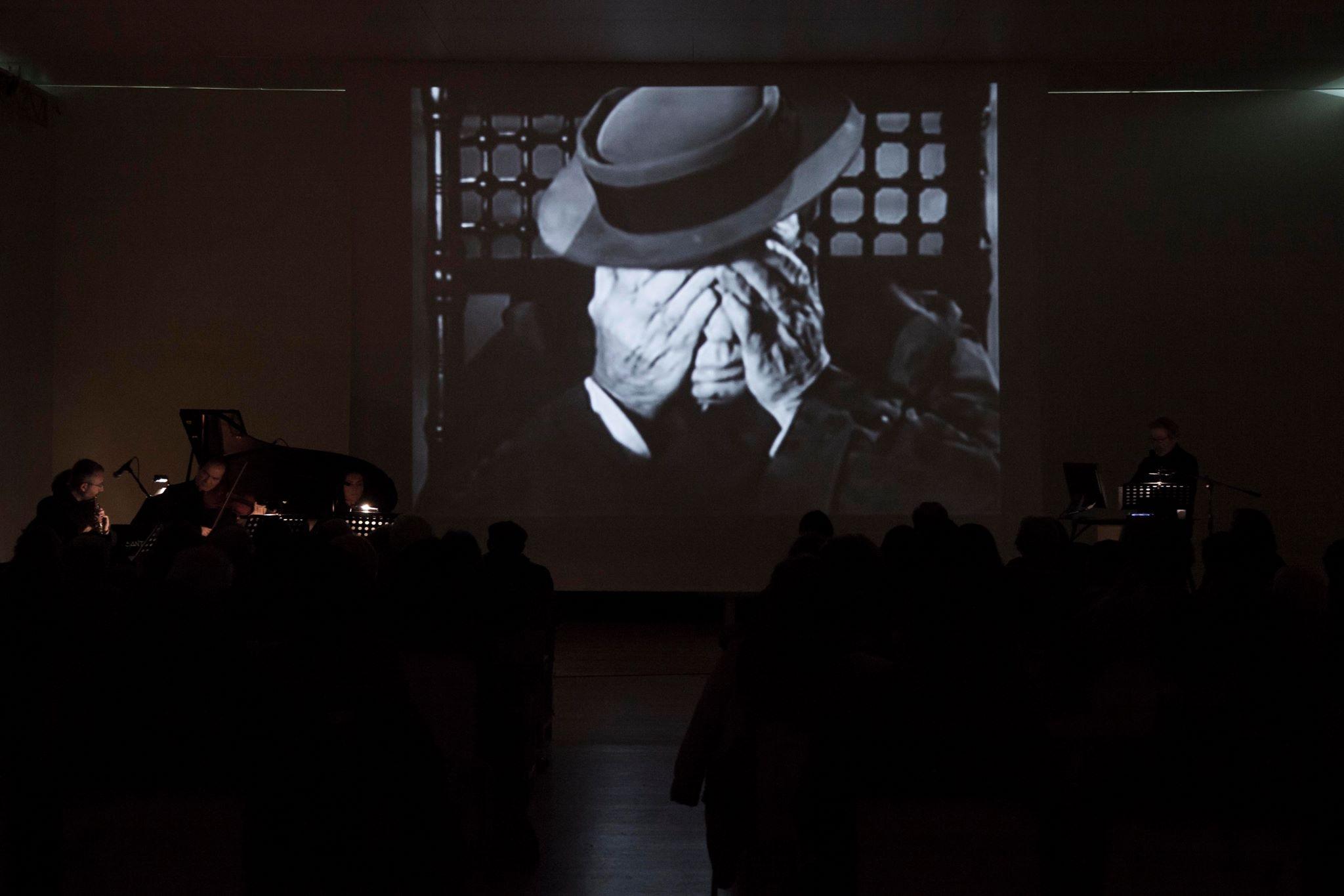 Percezioni, il film, i testi, la musica di Samuel Beckett