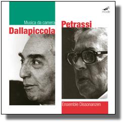 Dallapiccola e Petrassi.<br> Musica da camera