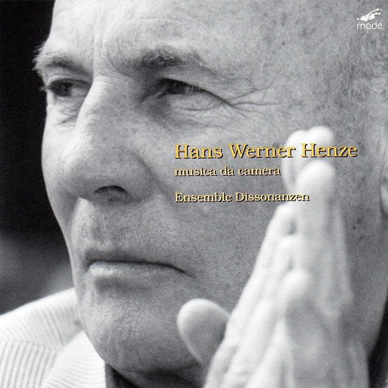 Hans Werner Henze.<br> Musica da camera.