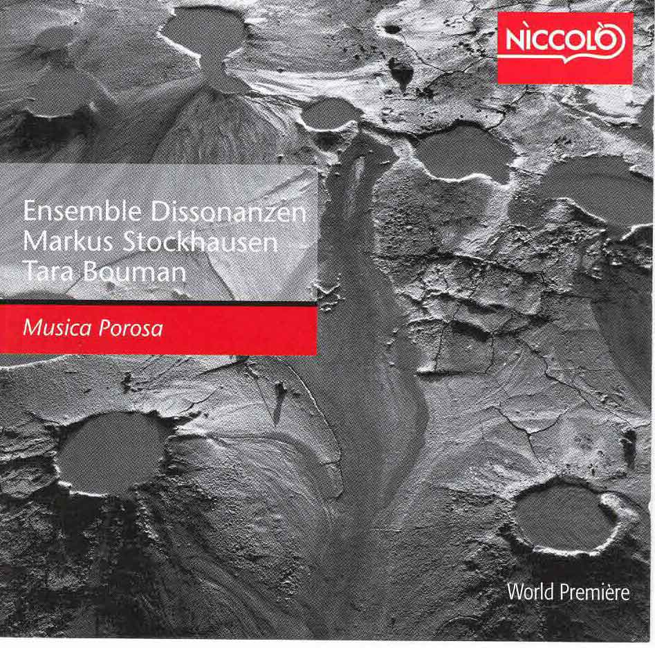 Musica Porosa<br>Niccolò [NIC 1060]