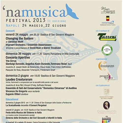 'Namusica Festival 2013