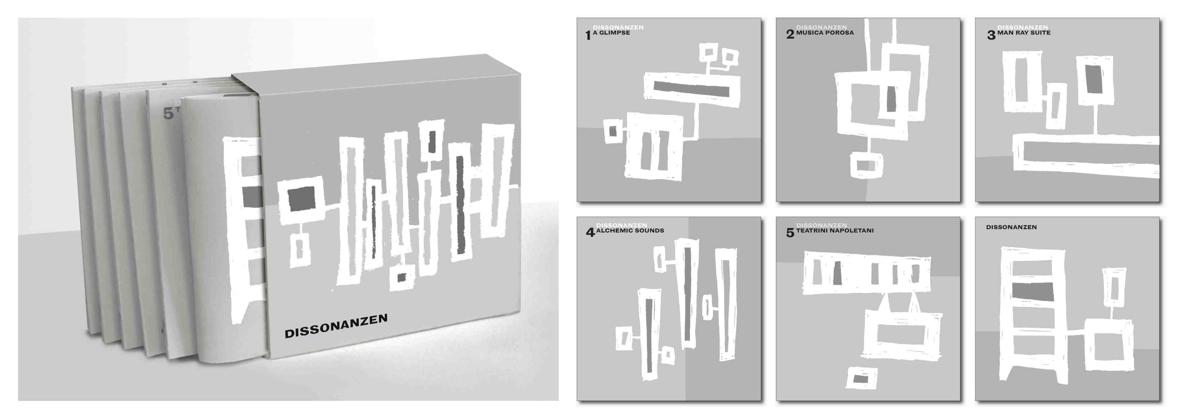 Un box di 5 cd per i vent'anni di Dissonanzen