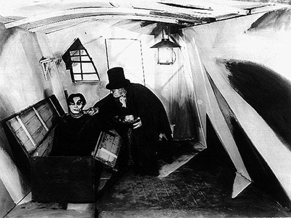 Il Gabinetto del Dottor Caligari- proiezione e sonorizzazione dal vivo